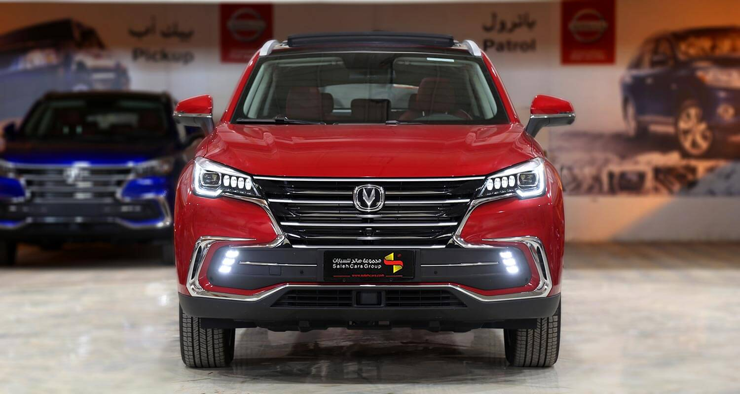 Exterior Image for  CHANGAN CS85 Limited 2021