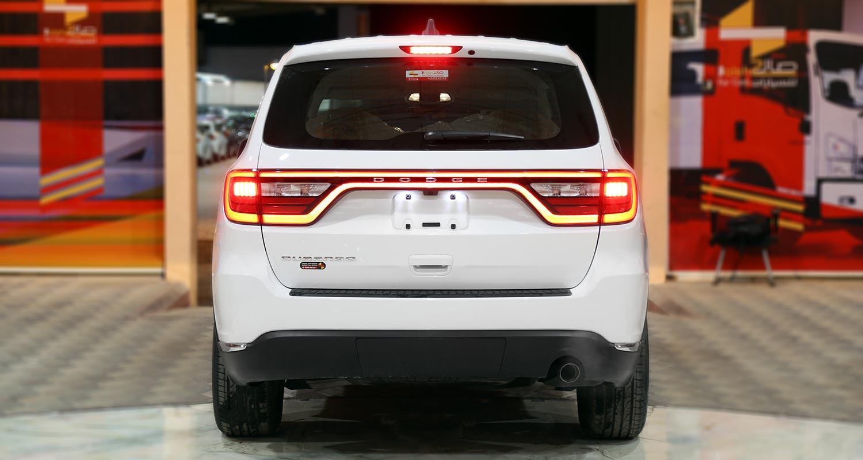 صورة خارجية للسيارة  دودج دورانجو SXT 2020