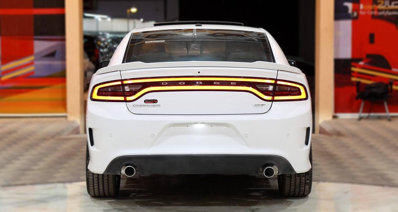 صورة خارجية للسيارة  دودج تشارجر GT 2020