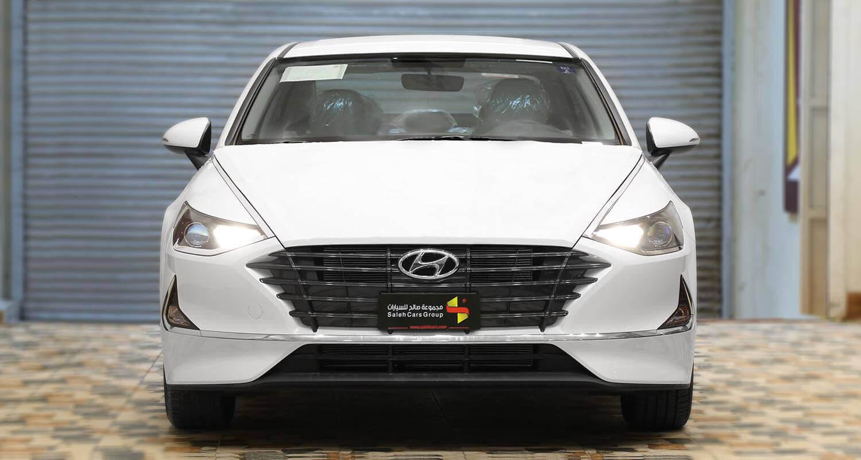 صورة خارجية للسيارة  هيونداي سوناتا GL 2020