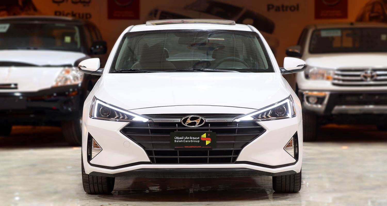 صورة خارجية للسيارة  هيونداي النترا GLS 2020