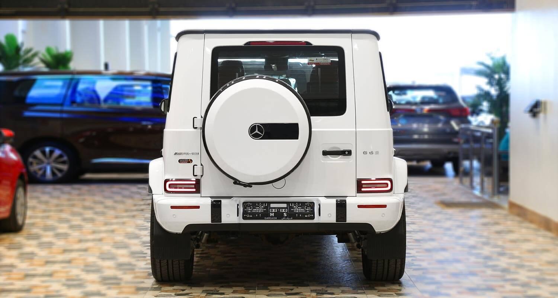 صورة خارجية للسيارة  مرسيدس بنز G63 AMG 2020