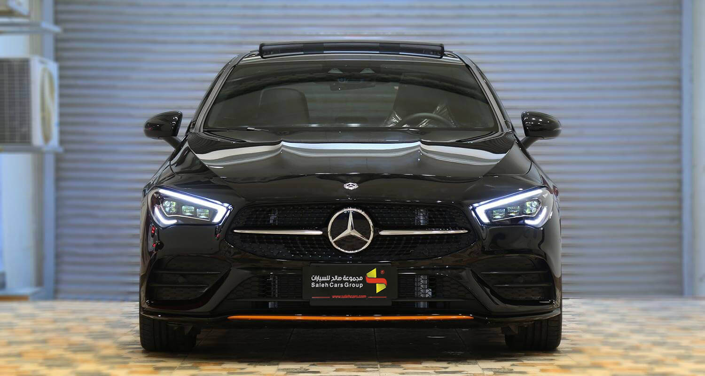 صورة خارجية للسيارة  مرسيدس بنز CLA 250 2020