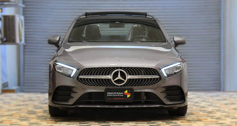 صورة خارجية للسيارة  مرسيدس بنز A 200 2020