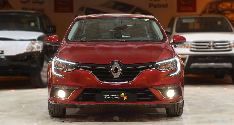 صورة خارجية للسيارة  رينو ميجان PE 2020