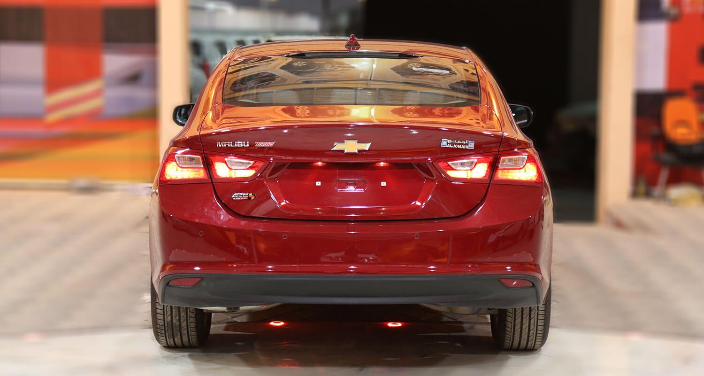 صورة خارجية للسيارة  شفروليه ماليبو LS 2021