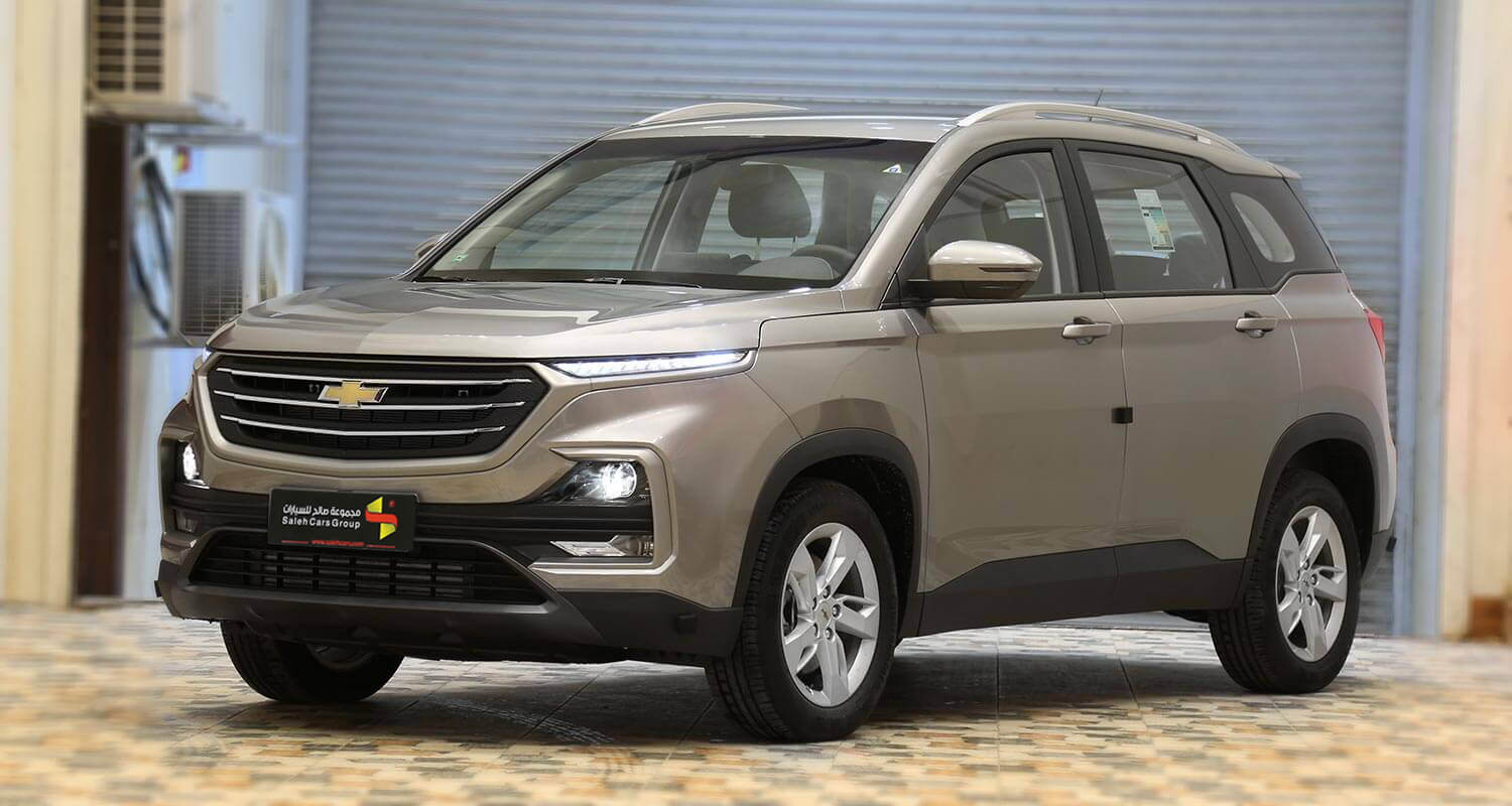 Exterior Image for  CHEVROLET Captiva LS 2021
