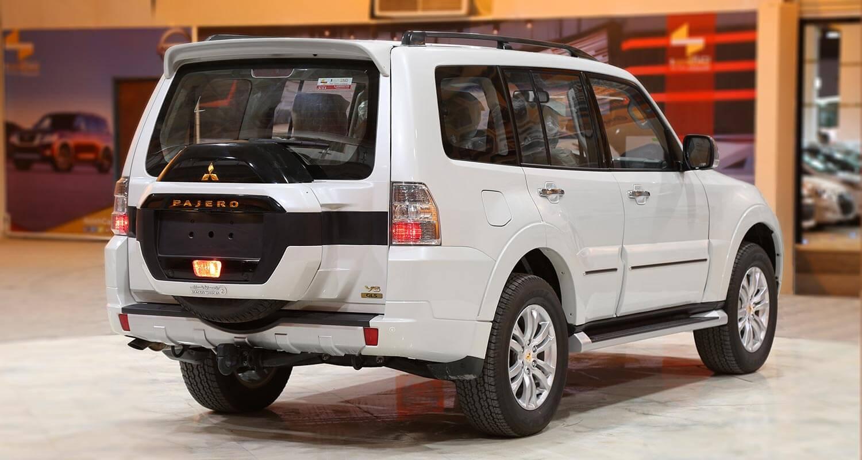 صورة خارجية للسيارة  ميتسوبيشي باجيرو GLS 2020
