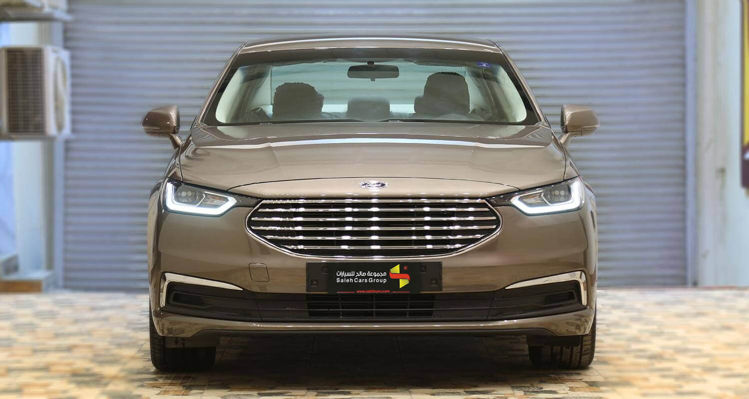 Exterior Image for  FORD TAURUS Ambiente 2020
