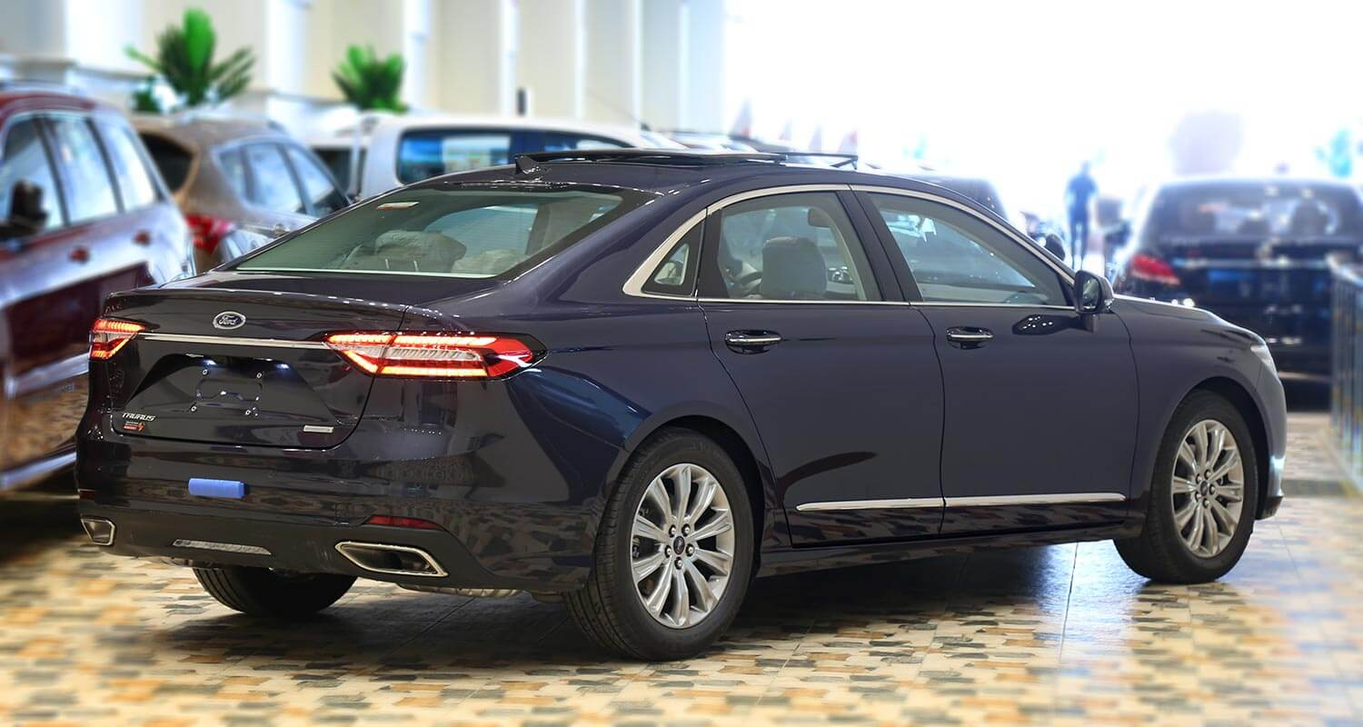 Exterior Image for  FORD TAURUS Trend 2021