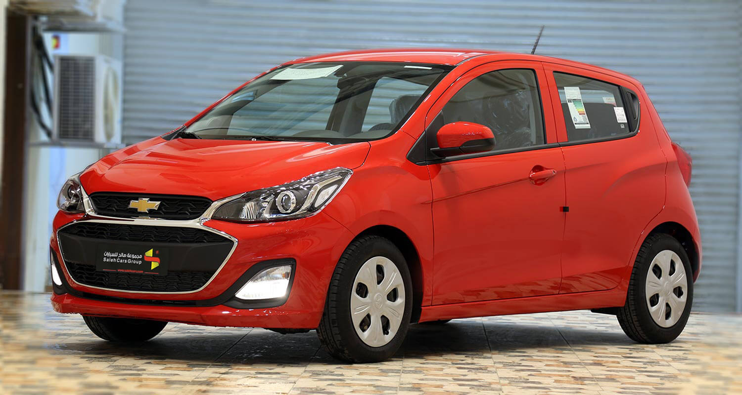 Exterior Image for  CHEVROLET SPARK LS 2021