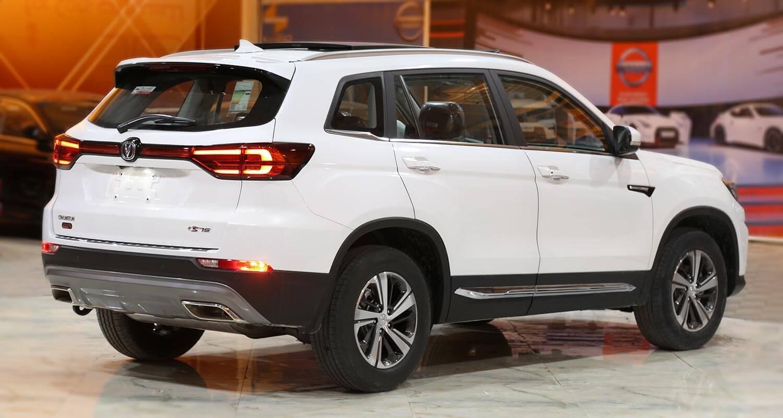 صورة خارجية للسيارة  شانجان CS 75 Full 2WD 2021