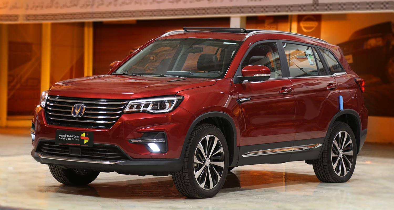 صورة خارجية للسيارة  شانجان CS 75 Full 4WD 2021