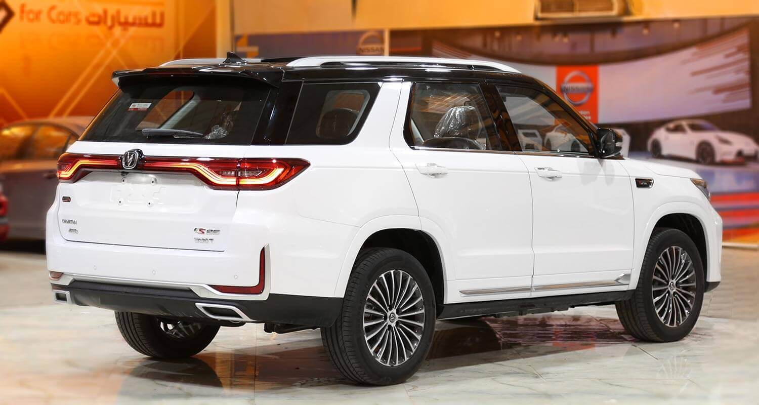 Exterior Image for  CHANGAN CS95 Royal 4WD 2021