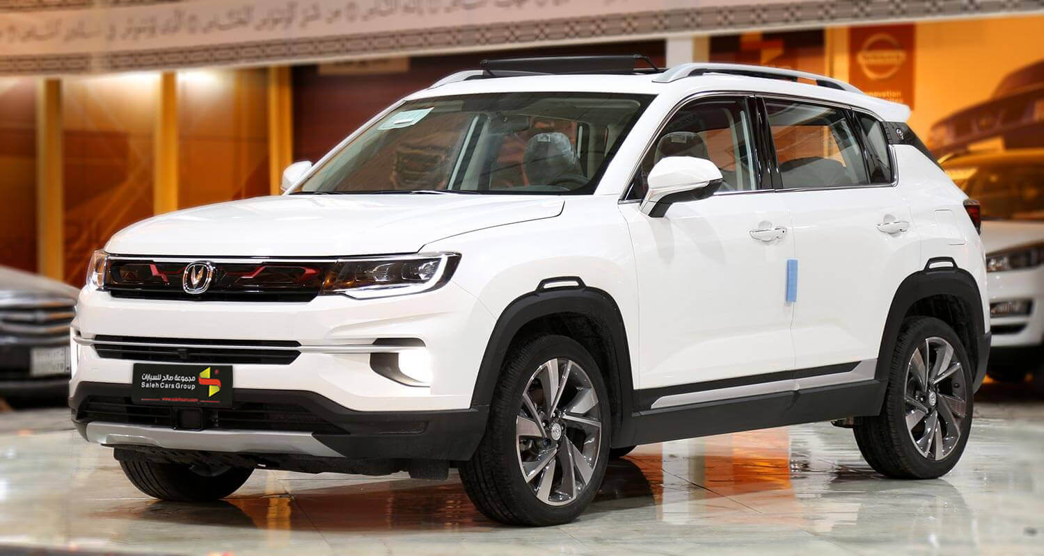 Exterior Image for  CHANGAN CS35-PLUS Limited 2021
