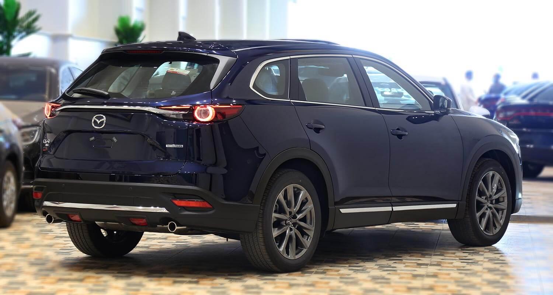 صورة خارجية للسيارة  مازدا CX-9 Signature 2020