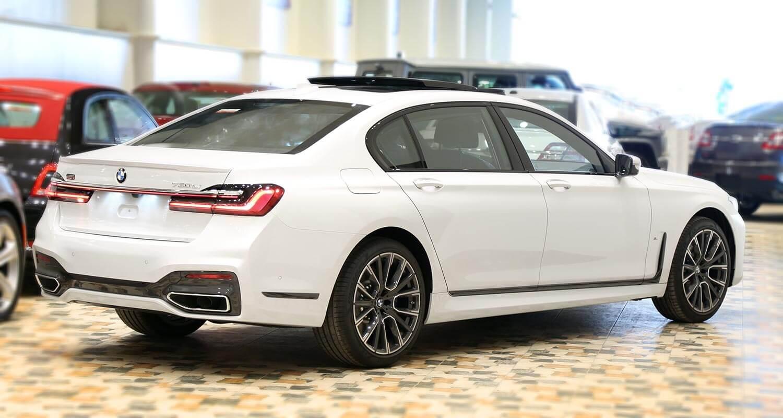 Exterior Image for  BMW 730 LI 2020