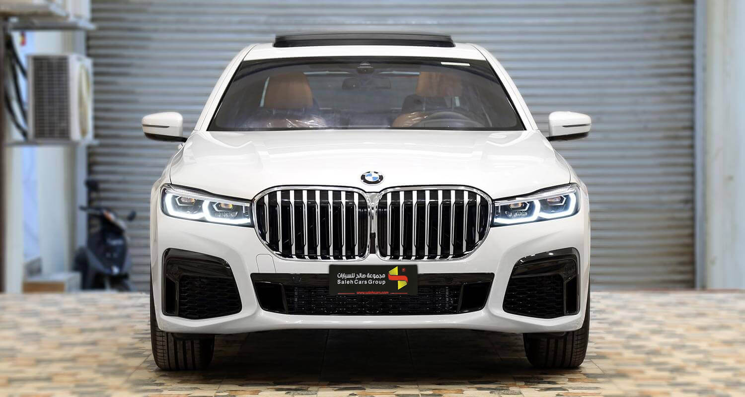 Exterior Image for  BMW 740 Li 2020