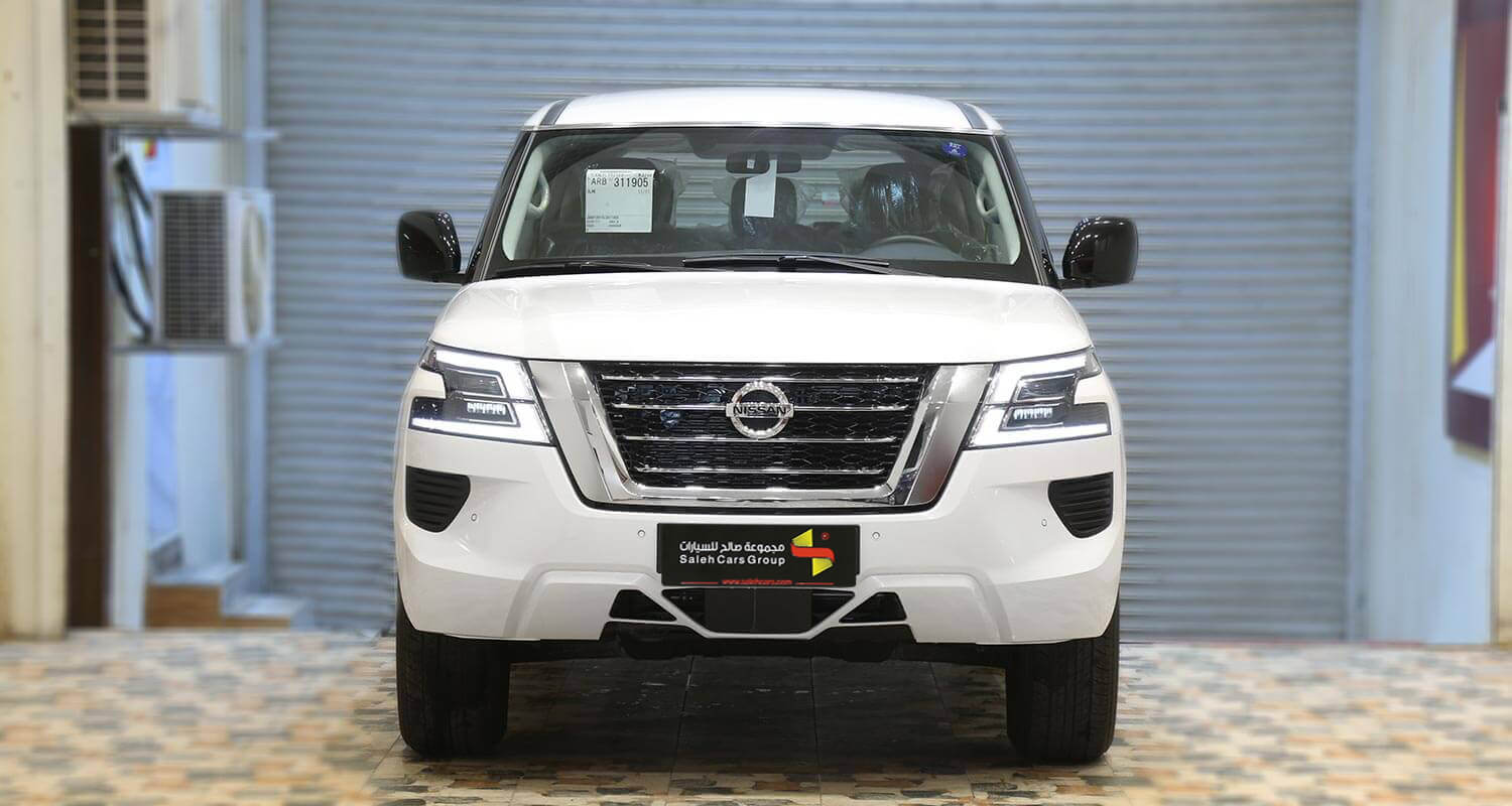 Exterior Image for  NISSAN PATROL XE 2020
