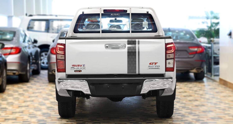 صورة خارجية للسيارة  ايسوزو ديماكس GT-Automatic 2020