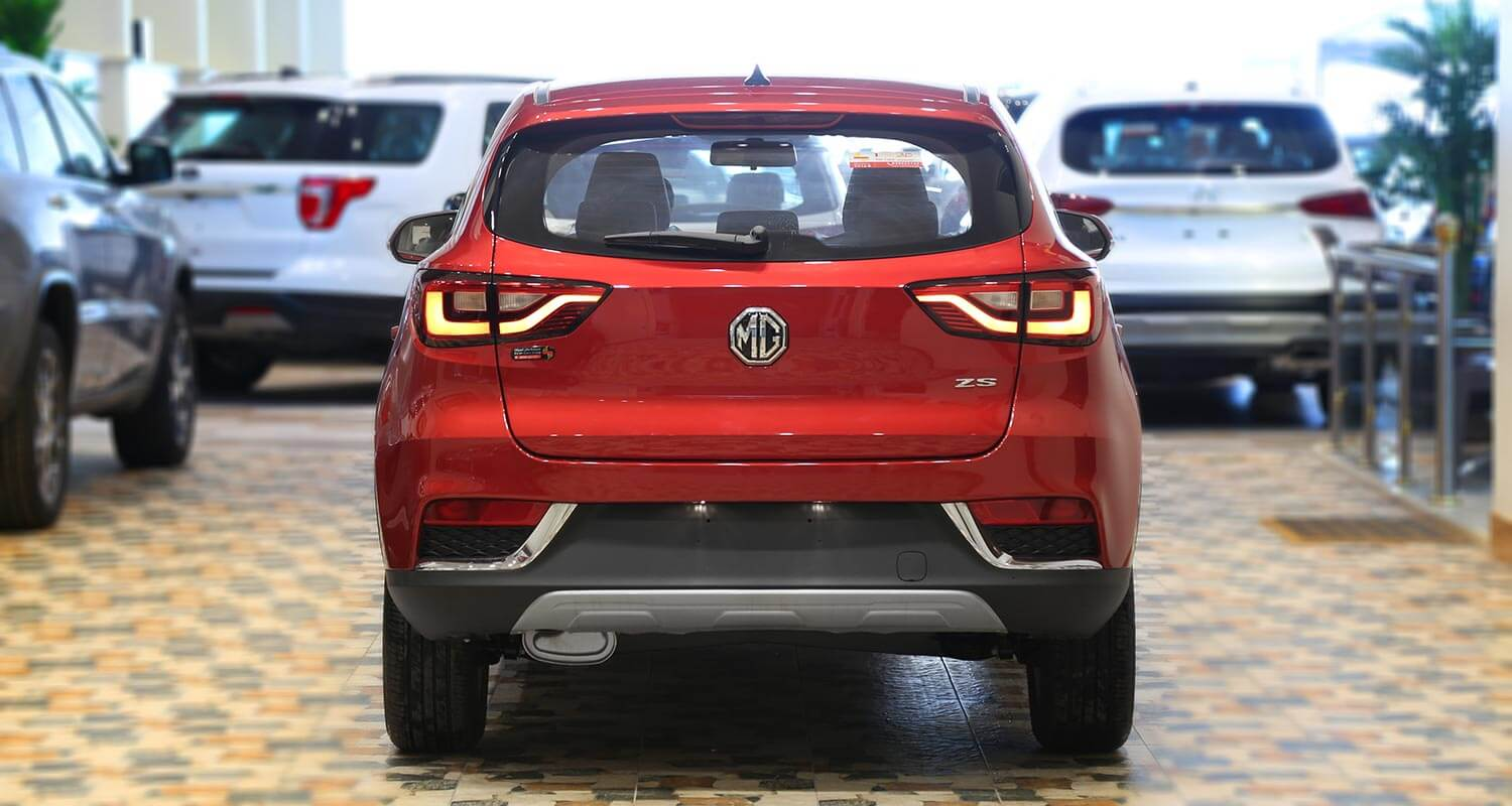 Exterior Image for  MG ZS Classic 2020