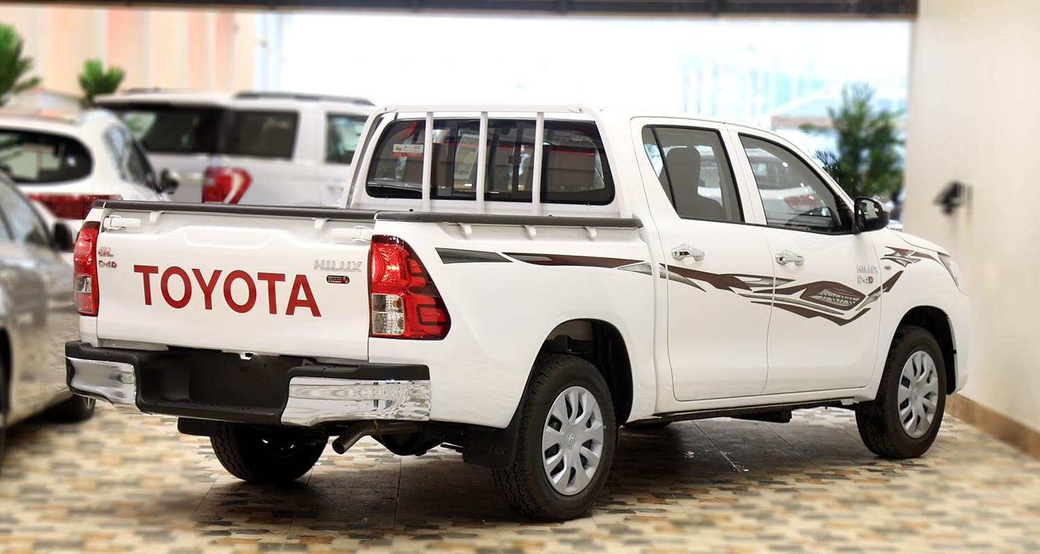 Exterior Image for  TOYOTA HILUX GL-D4D 2020