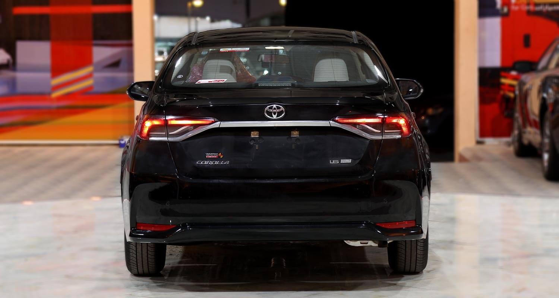 صورة خارجية للسيارة  تويوتا كورولا XLI-EXECUTIVE 2020