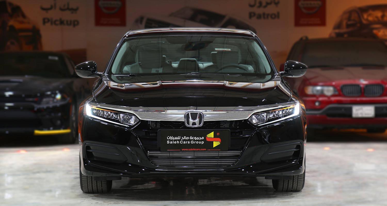Exterior Image for  HONDA Accord LX 2020