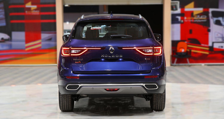صورة خارجية للسيارة  رينو كوليوس LE جلد بني 2021