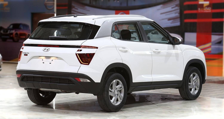 صورة خارجية للسيارة  هيونداي كريتا SMART 2021
