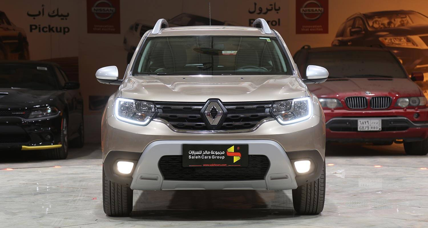 Exterior Image for  RENAULT DUSTER LE 2021