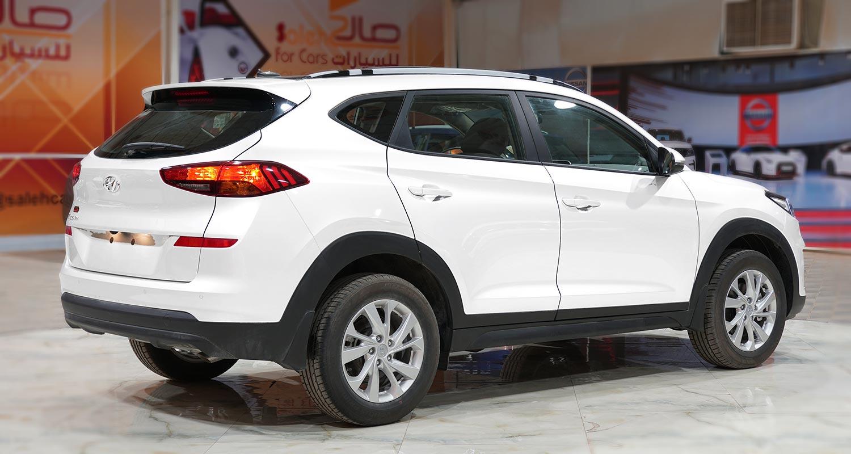 صورة خارجية للسيارة  هيونداي توسان GLS 2WD 2021