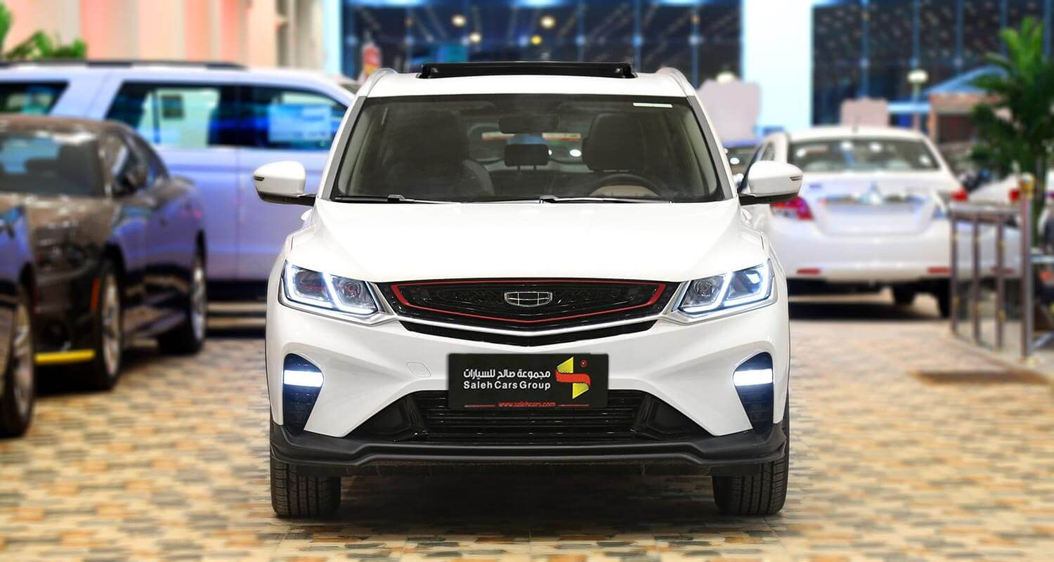 Exterior Image for  GEELY Coolray GC 2020
