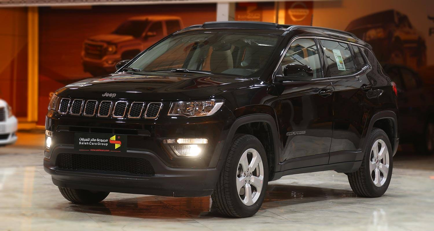 Exterior Image for  Jeep Compass Longitude - PLUS 2021