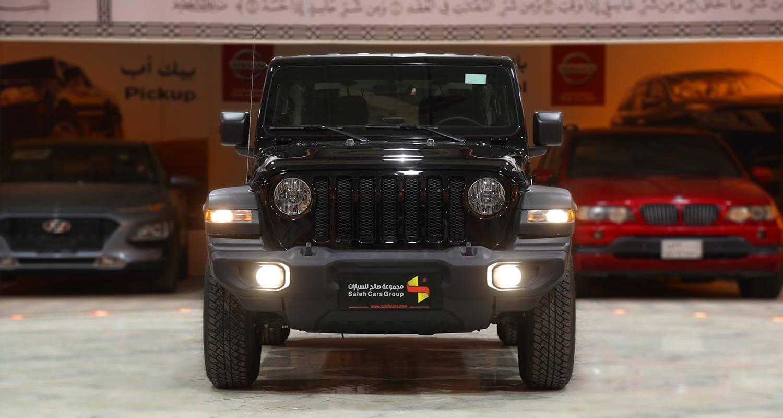 Exterior Image for  Jeep Wrangler SPORT 2020