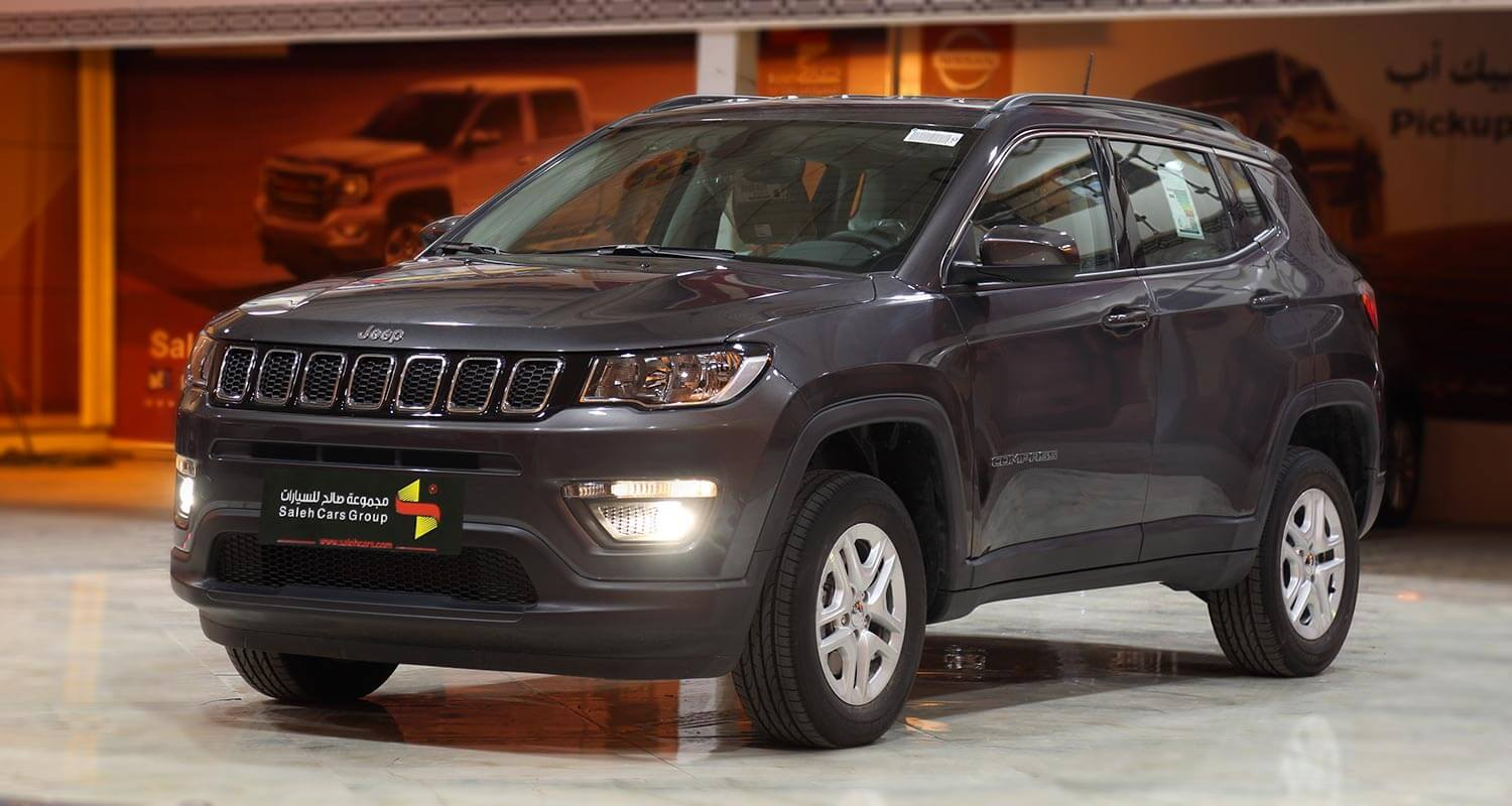 Exterior Image for  Jeep Compass Longitude 2021