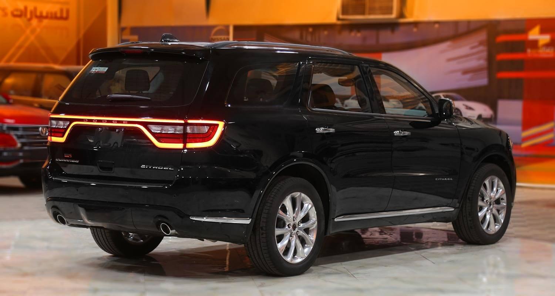 صورة خارجية للسيارة  دودج دورانجو citadel 2020