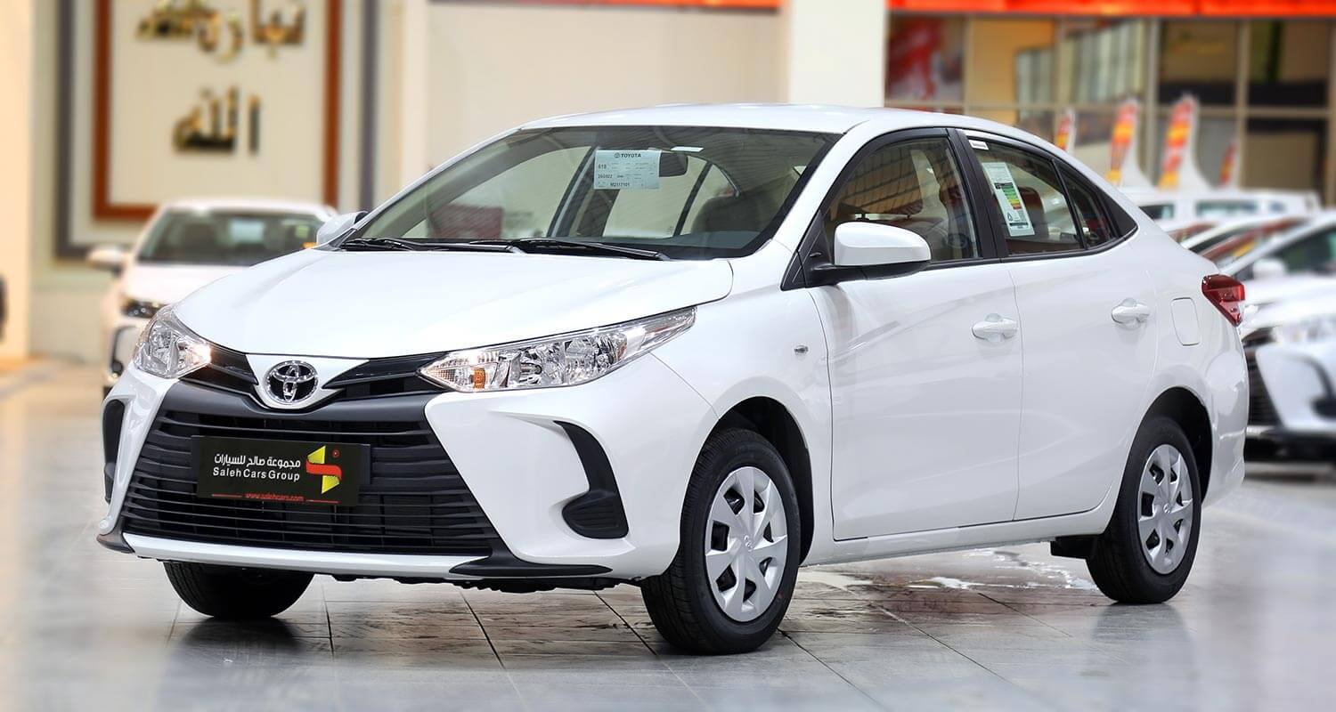 Exterior Image for  TOYOTA YARIS Y 2021