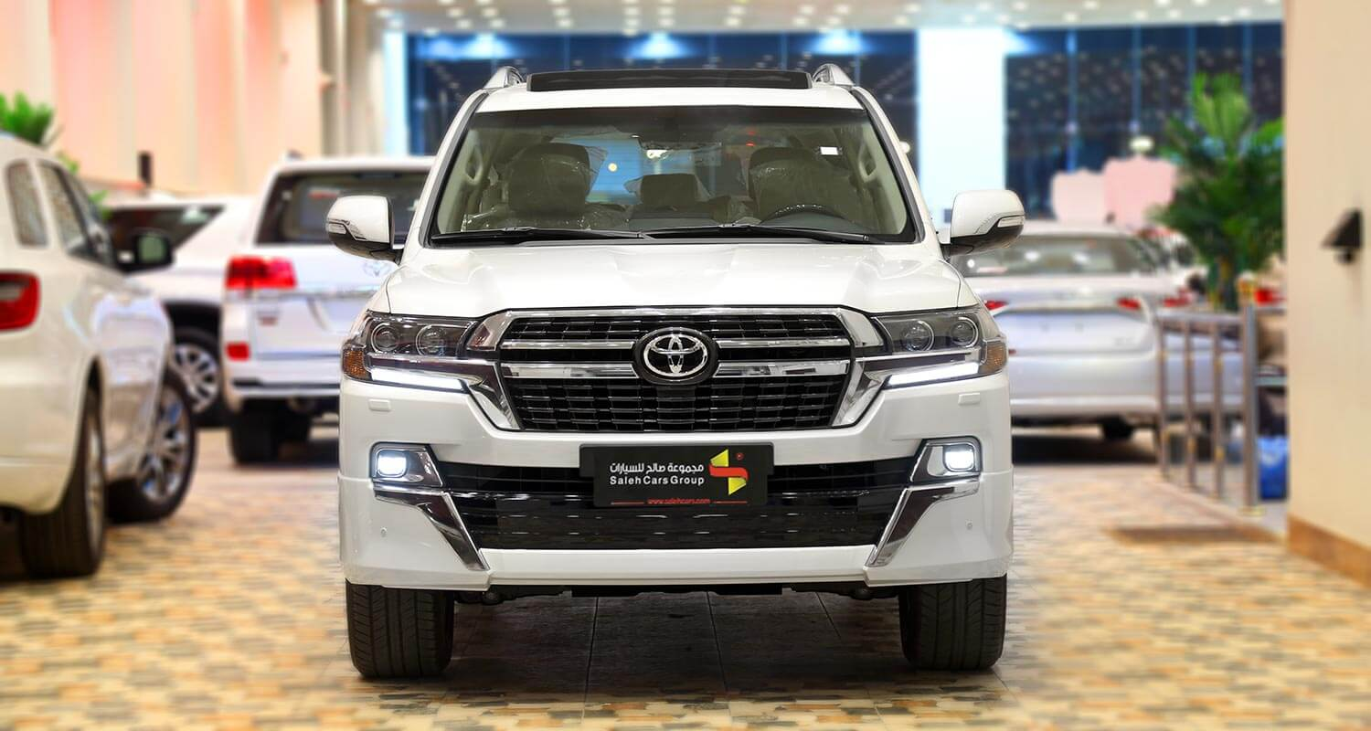 Exterior Image for  TOYOTA LAND CRUISER GXR-Grand Touring 2021