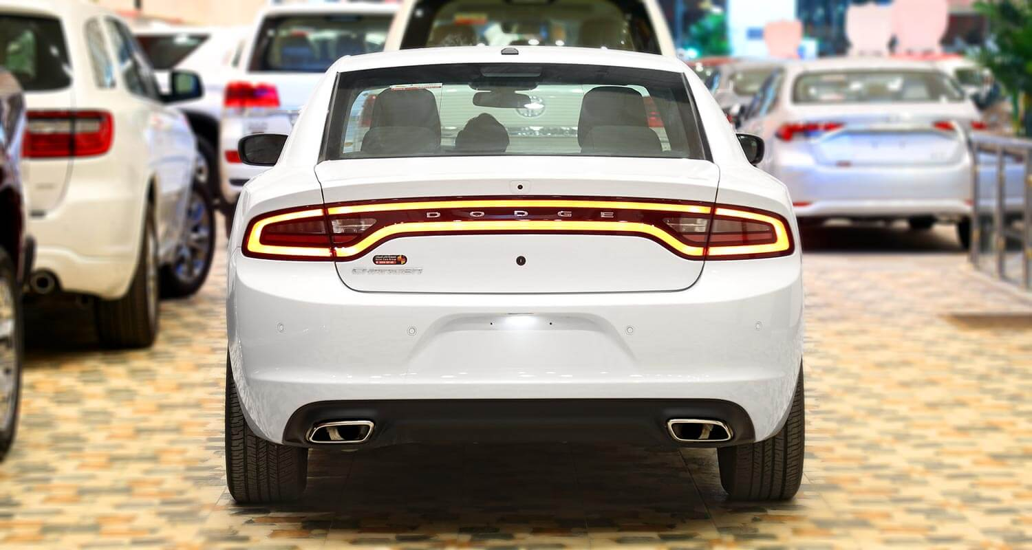 Exterior Image for  DODGE Charger SXT - A 2020