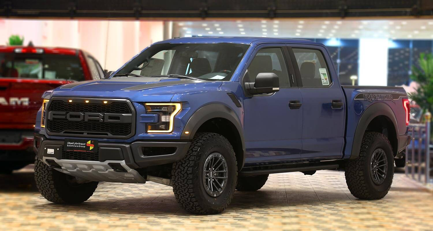 Exterior Image for  FORD F150 Raptor 2020