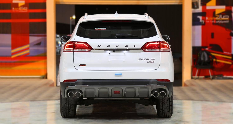 صورة خارجية للسيارة  هافال H6 انتلجنت 2021