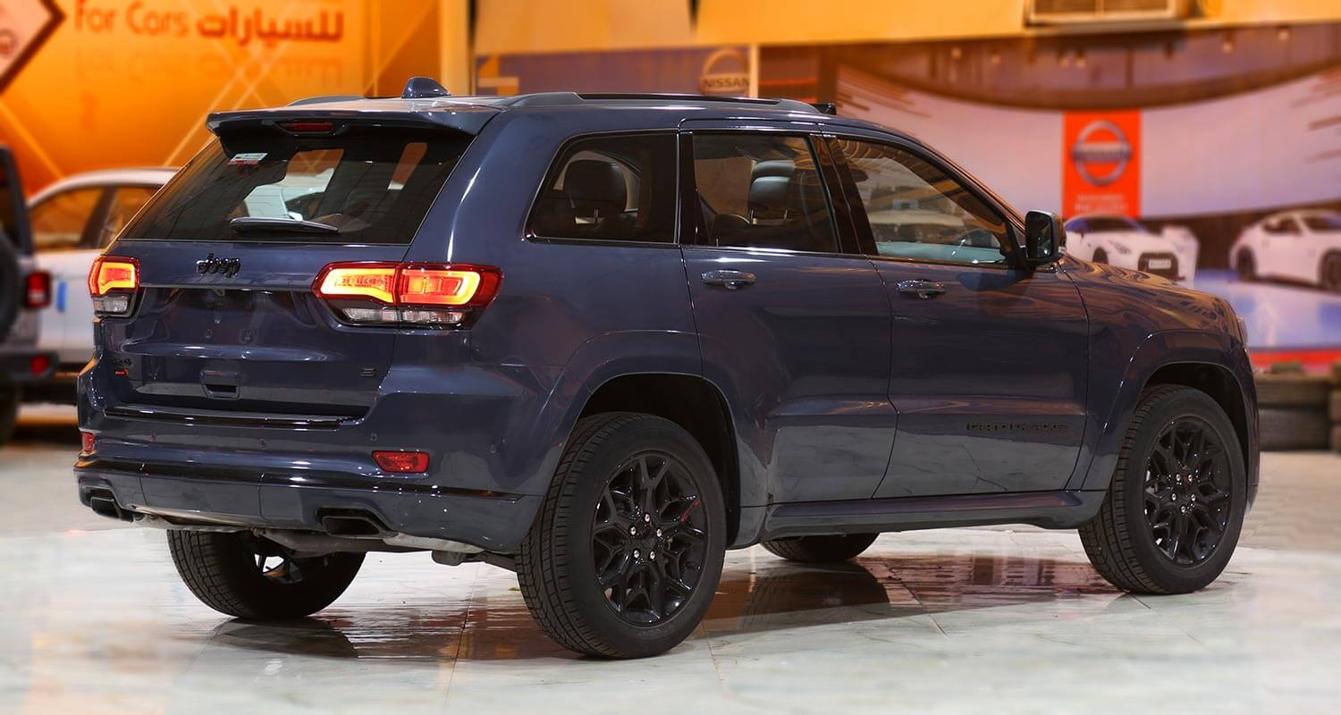 Exterior Image for  Jeep Grand Cherokee Limited - S 2021