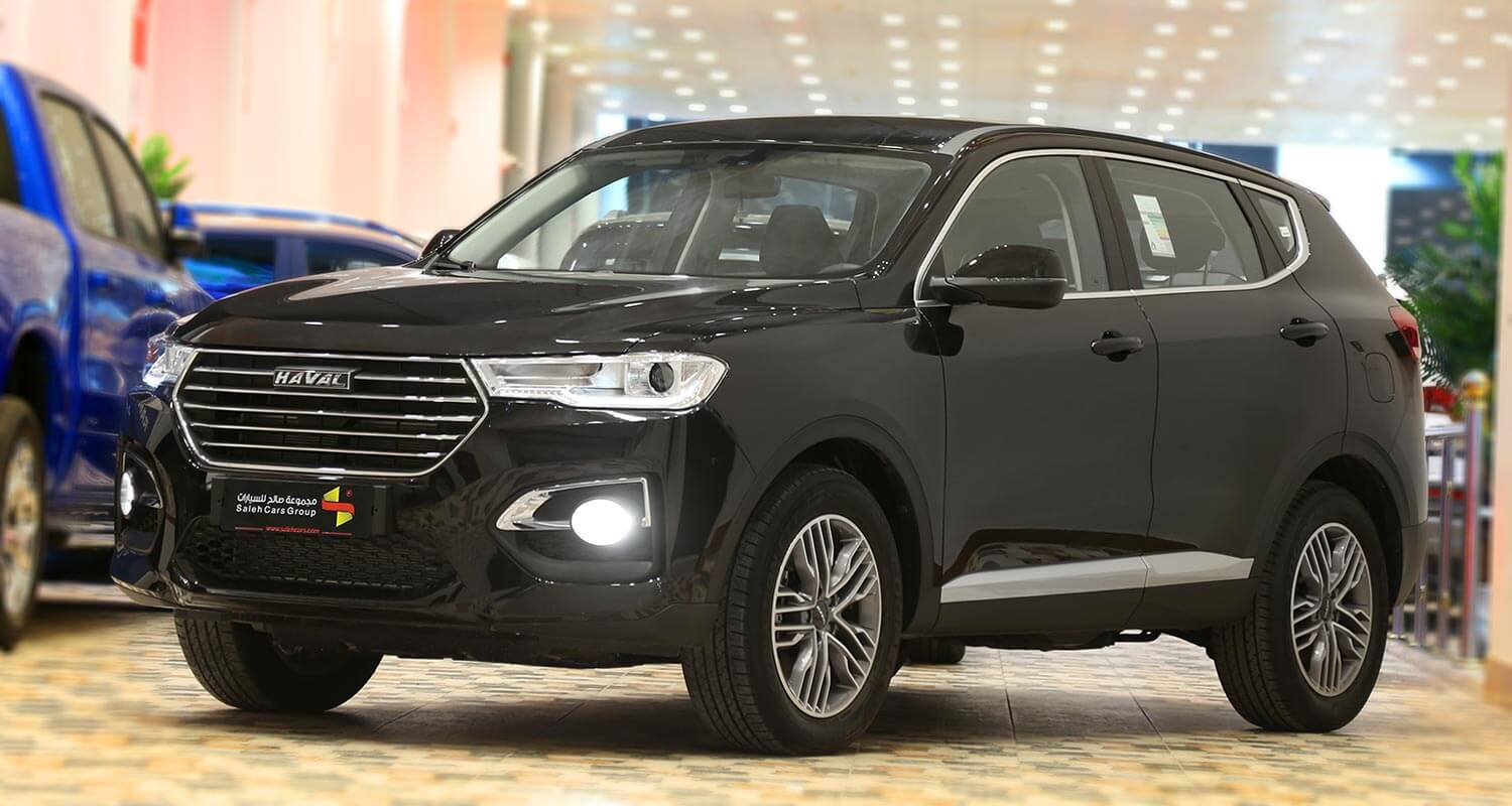 Exterior Image for  HAVAL H6 Fashionable 2021