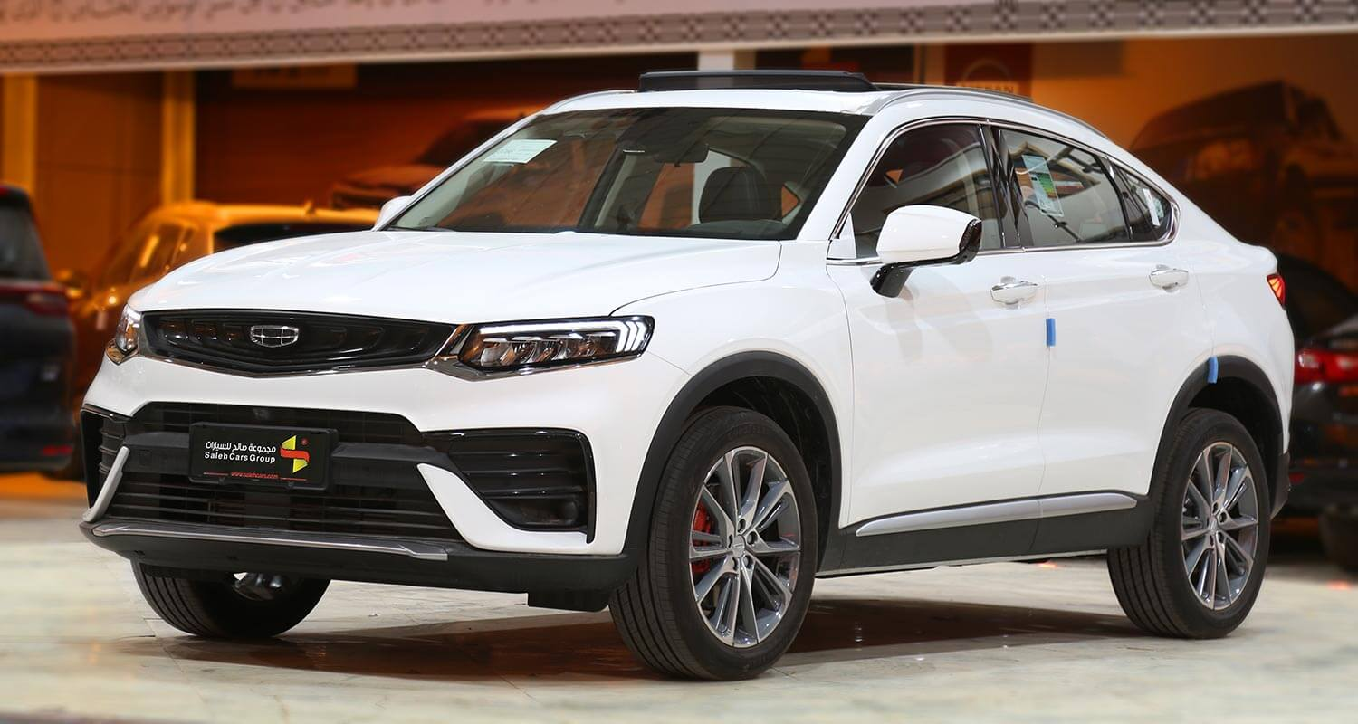 Exterior Image for  GEELY Tugella GL 2021