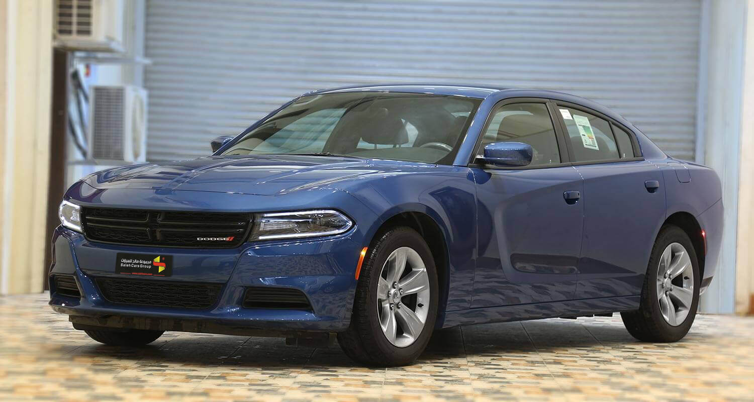 Exterior Image for  DODGE Charger SXT - A 2021