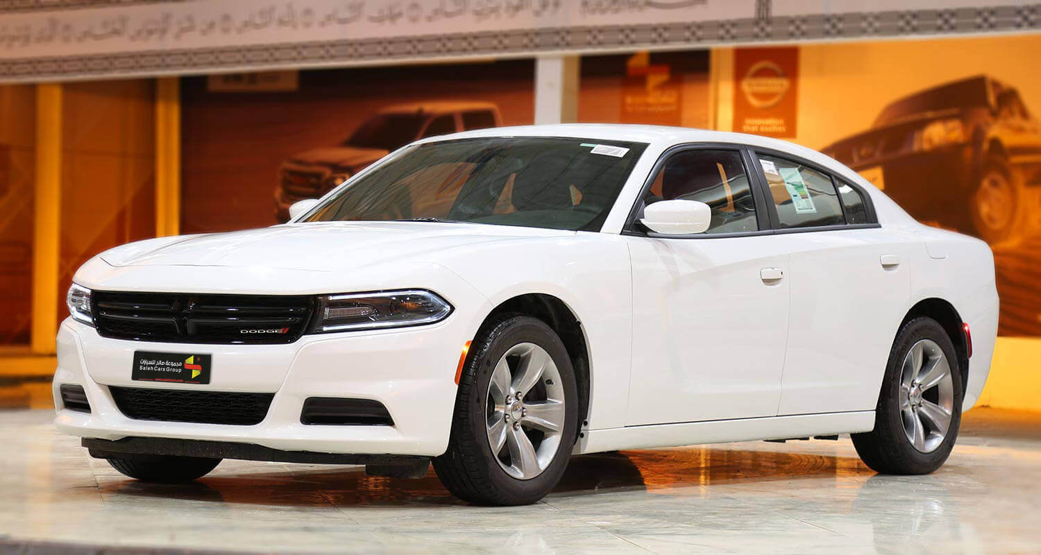 Exterior Image for  DODGE Charger SXT-A جلد 2021