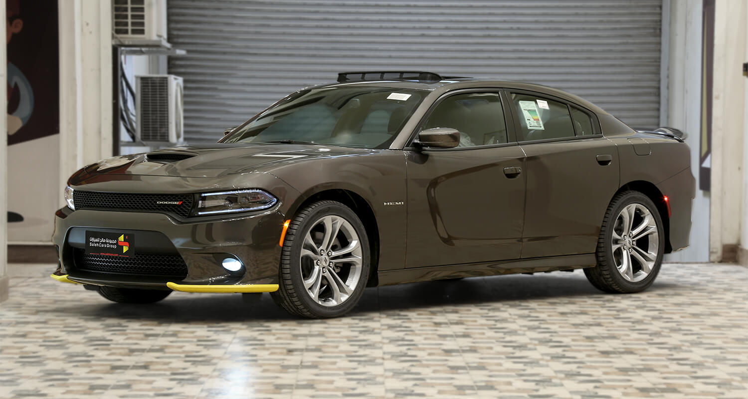 Exterior Image for  DODGE Charger R T 2021