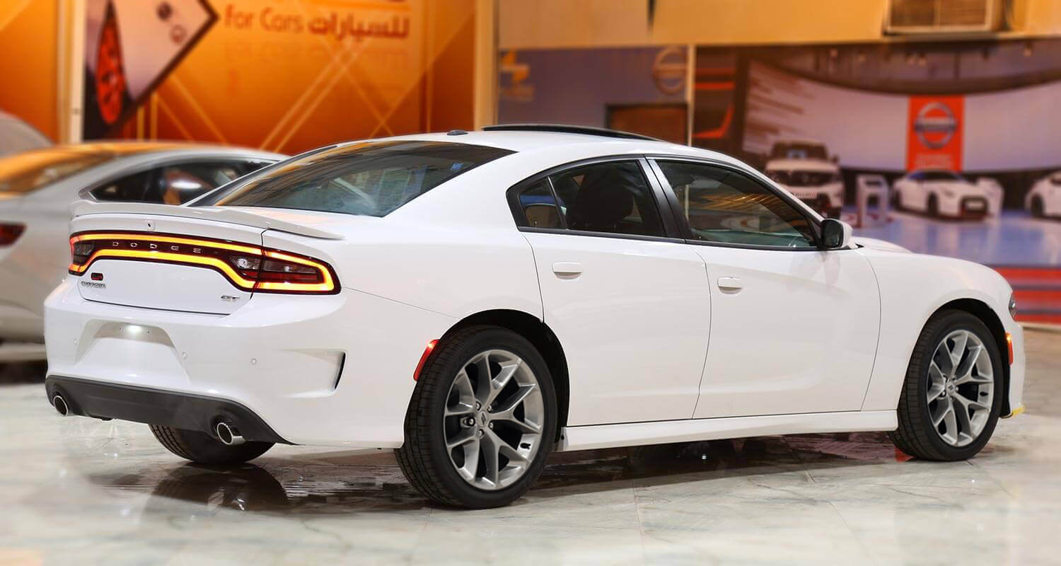 Exterior Image for  DODGE Charger GT- leather 2021