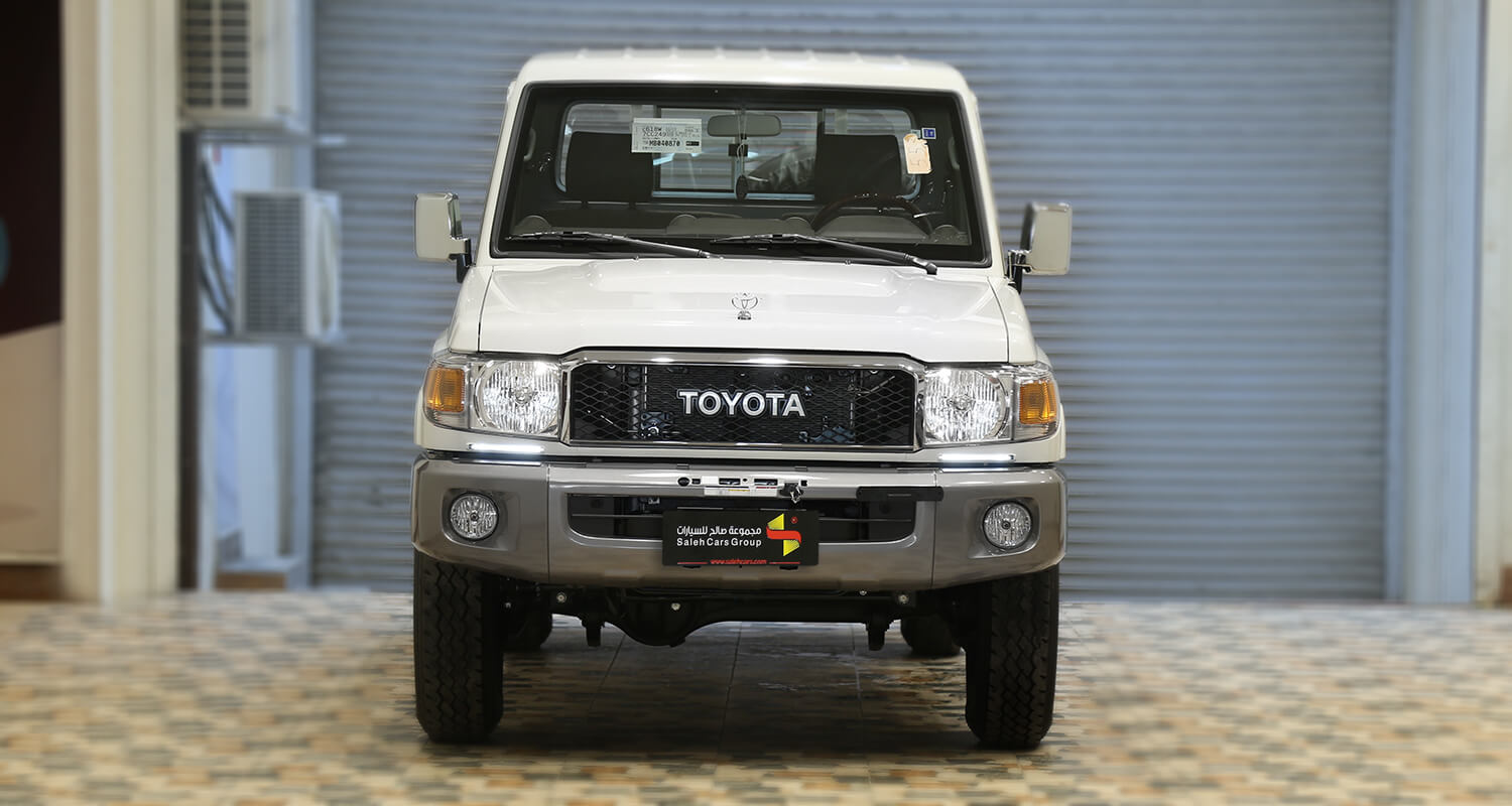 Exterior Image for  TOYOTA شاص Lx 2021